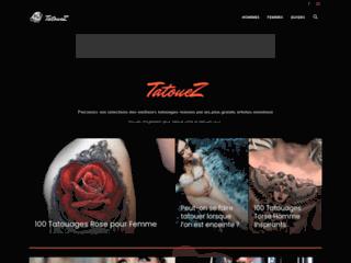 Tatouages pour homme et femme