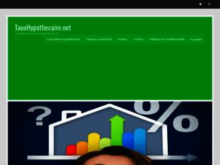 Blog sur les taux hypothécaires