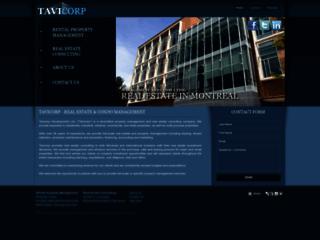 Détails : Gestion et conseil immobilier Tavicorp