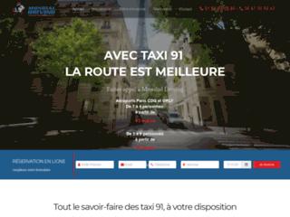 société de transport à Paris