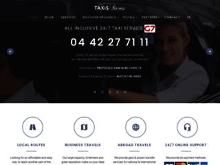 Détails : Taxis Officiels G7 Aix en Provence (Bouches du rhone 13)