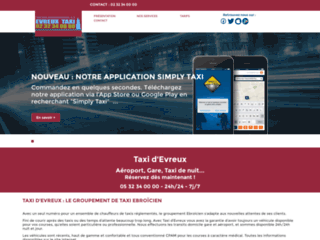 Détails : Taxi à Évreux réglementés et fédéré autour d'une association