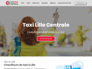 Taxi Lille : une compagnie de transport qui vous facilite vos déplacements à Lille