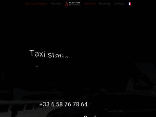 Taxi Aéroport de Lyon