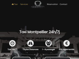 TMV Taxi, votre compagnie de taxi partout à Montpellier