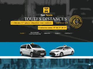 Détails : tarifs des taxis à dax