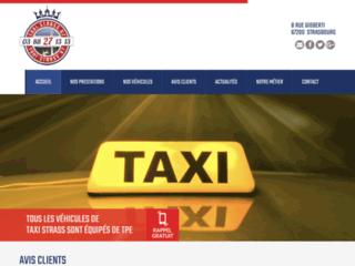Détails : Taxi Strass