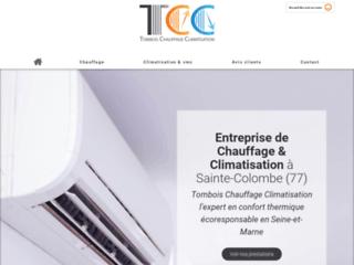 Tombois Chauffage Climatisation à Sainte-Colombe
