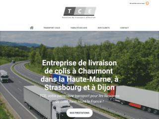 Entreprise de transports et de livraison de colis à Chaumont