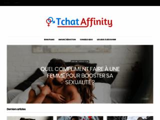Détails : Tchat-Affinity, le visio chat 100% gratuit et sans inscription