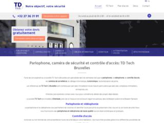 Installation parlophone et visiophone Bruxelles