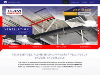plombier chauffagiste à Velaine-sur-Sambre, Sambreville