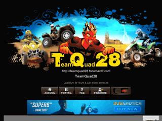 Teamquad28.forumactif.com