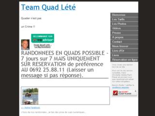 Teamquadlete.fr