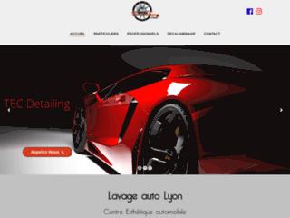 Lavage Automobile: Detailing TEC