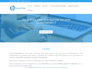 Détails : Techni Paie, le spécialiste d'externalisation de la paie