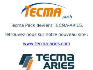 Détails : Machines d'emballages TECMA pack