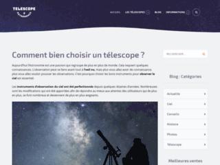 Télescope – Guide d'achat et comparatif