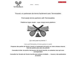 Détails : Tennissable, tout apprendre sur le tennis