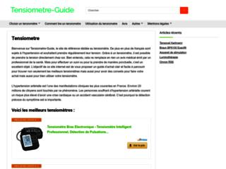 Guide d'achat, comparatif et avis sur le tensiomètre
