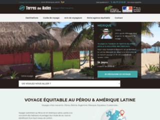 Voyage équitable au Pérou & Amérique Latine