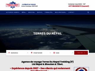Détails : Agence de voyage Terres du Nepal Trekking