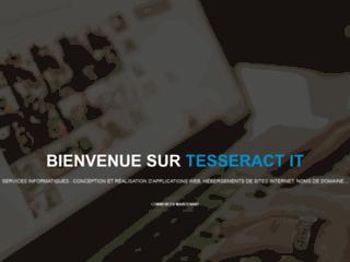 Détails : Tesseract IT - services informatiques