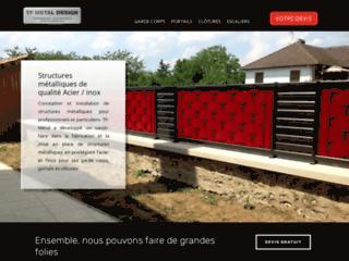 TF-Metal | Professionnel de structures métalliques en Alsace