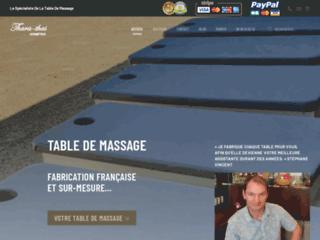 Thara-Thai: votre spécialiste des tables de massage en France