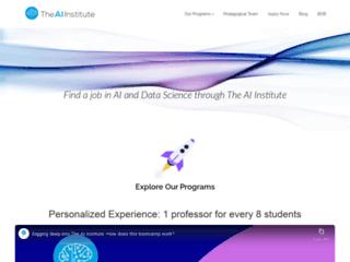 Institut spécialisé dans l'intelligence artificiel