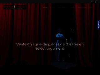 Détails : Les Theatronautes, pièces de théâtre en téléchargement