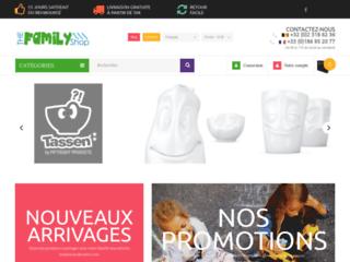 Détails : The Family Shop