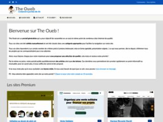 The Oueb, Portail web dédié au référencement SEO