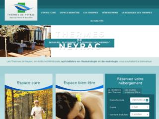 Thermes de Neyrac-les-Bains