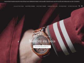 Détails : Comment choisir sa montre en bois