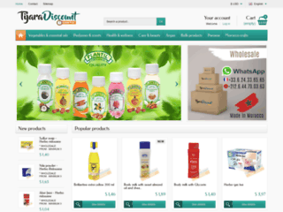 Détails : Tijara-discountexpress et ses produits !