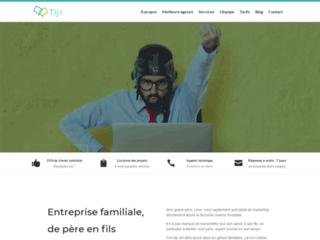 TijX; agence de communication digitale