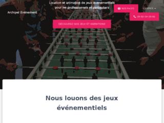 Détails : Location jeux et structures gonflables. Titan Animation