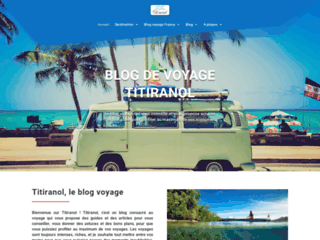 Titiranol - Agence de voyage Titiranol