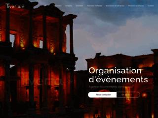 Détails : Tiveria : agence d'organisation événementielle pour entreprise