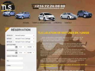 TLS LOCATION DE VOITURE EN TUNISIE