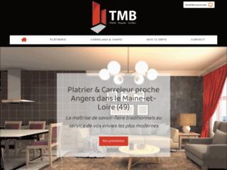 SàRL TMB à Chalonnes-sur-Loire