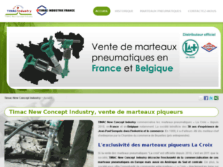 Timac New Concept Industrie