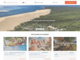 Location de mobil homes : Vacances directes