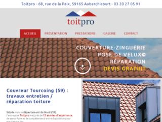 Détails : Pose toiture Tourcoing