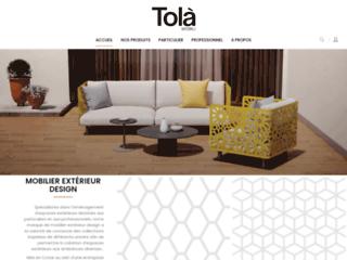 Découvrez les belles collections de meubles modulables de Tolà Mobili