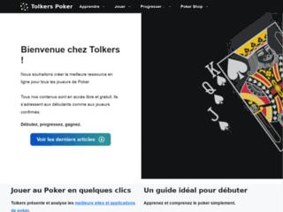 Tolkers - Un blog de Poker, et bien plus