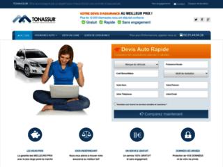 Détails : Assurance auto pour résiliés pas chère – Tonassur
