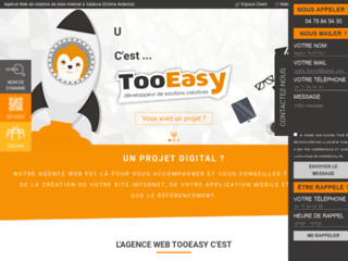 TooEasy, l'agence Web de Valence (Drome)