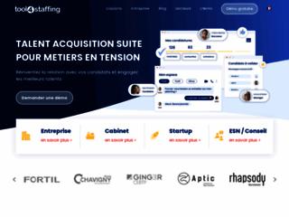 Tool4staffing : logiciel de recrutement innovant